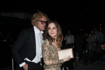 Peter Dundas Celebs at the Met Gala Afterparty
