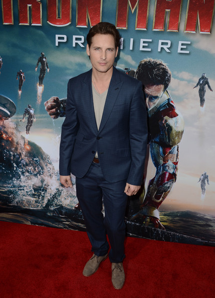 Arrivals at the 'Iron Man 3' Premiere 5