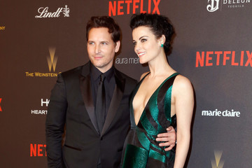 Peter Facinelli 2016 Weinstein Company And Netflix Golden Globes After Party - Arrivals