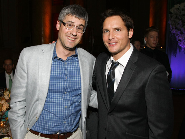 Peter Facinelli Mo Rocca and Peter Facinelli attend the FINCA 25th Anniversary Creating Pathways Out of Poverty event at Capitale Bowery on November 18, 2010 in New York City.