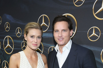 Peter Facinelli Mercedes-Benz USA Official Awards Viewing Party At Four Seasons In Beverly Hills