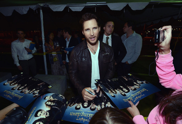 Peter Facinelli Actor Peter Facinelli attends