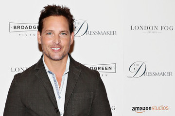 Peter Facinelli London Fog Presents a New York Special Screening of 'The Dressmaker'