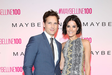 Peter Facinelli Maybelline New York's 100 Year Anniversary