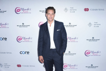 Peter Facinelli Rhonda's Kiss Kiss The Stars Cancer Fundraising Dinner At The Estate Club's Sky Castle Estate