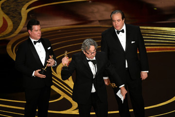 Peter Farrelly Brian Currie 91st Annual Academy Awards - Show