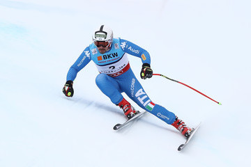 Peter Fill FIS World Ski Championships - Men's Super G