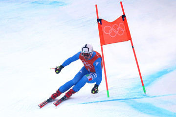 Peter Fill Alpine Skiing - Winter Olympics Day 1