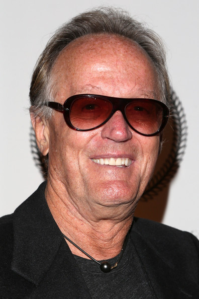 Peter Fonda Actor Peter Fonda attends  quot Easy Rider quot  at Target Presents    Peter Fonda Movies