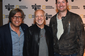 Peter Frampton Musicians On Call Celebrates 10th Anniversary In Nashville With Lady Antebellum