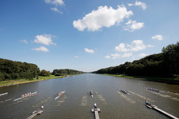Peter Graves World Rowing Championships