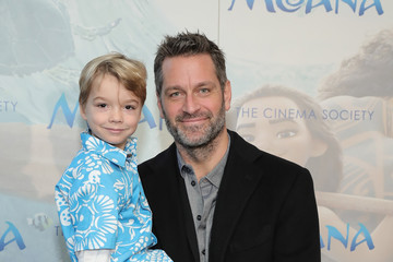 Peter Hermann Disney and The Cinema Society Host a Special Screening of 'Moana'