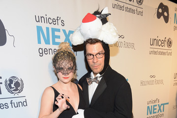 Peter Huyck UNICEF Masquerade Ball Held in LA