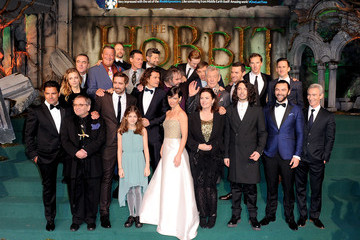 Peter Jackson Philippa Boyens 'The Hobbit: The Battle of the Five Armies' Premiere — Part 2