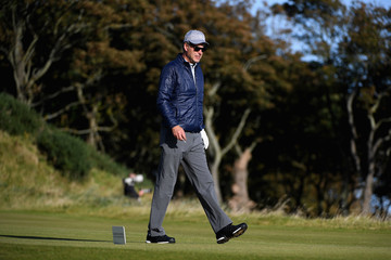 Peter Jones Alfred Dunhill Links Championship - Day Two
