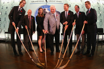 Peter Karmanos 2015 Hockey Hall of Fame Induction - Press Conference