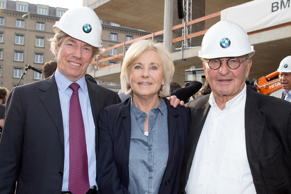 Roofing Ceremony at BMW Berlin Location