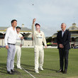 Peter Marshall Sheffield Shield Final - Queensland Vs. Tasmania: Day 2