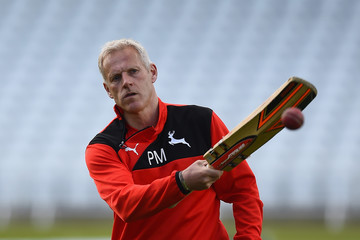 Peter Moores Nottinghamshire v Yorkshire - Specsavers County Championship: Division One