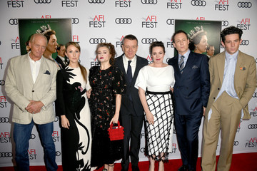 Peter Morgan AFI FEST 2019 Presented By Audi – 'The Crown' Premiere – Red Carpet