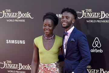 "Peter Nyong'o Premiere Of Disney's ""The Jungle Book"" - Arrivals"