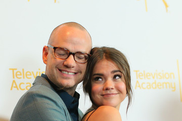Peter Paige Maia Mitchell An Evening with 'The Fosters' in Hollywood