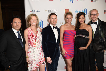 Peter Paige 25th Annual GLAAD Media Awards - Red Carpet