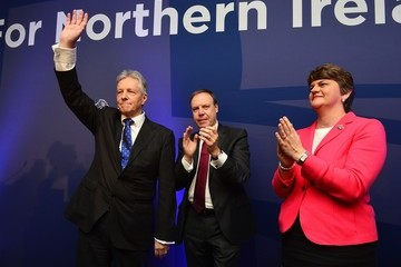 Peter Robinson DUP Annual Conference 2015