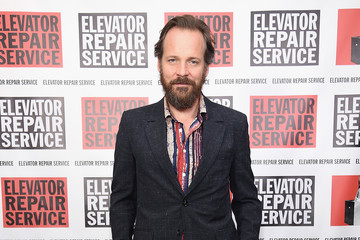 Peter Sarsgaard Elevator Repair Service Theater 25th Anniversary Gala - Arrivals