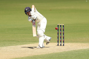 Peter Siddle VIC vs. NSW - Sheffield Shield: Day 1