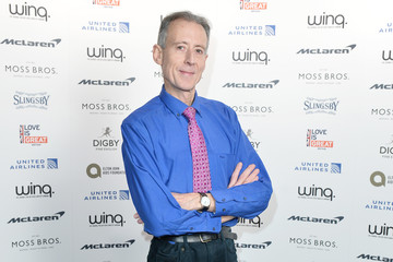 Peter Tatchell WINQ Men Of The Year 2017 - Red Carpet Arrivals