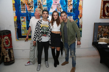 Peter Tunney DNCE Jingle Ball After Party