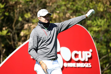 Peter Uihlein The CJ Cup - Round One