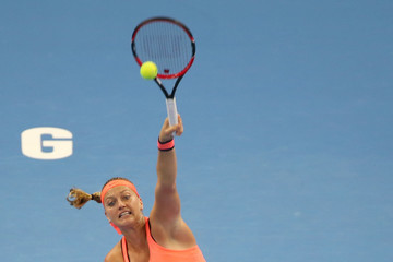 Petra Kvitova 2016 China Open - Day Four