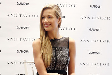 Petra Nemcova Glamour And Ann Taylor Celebrate International Women's Day