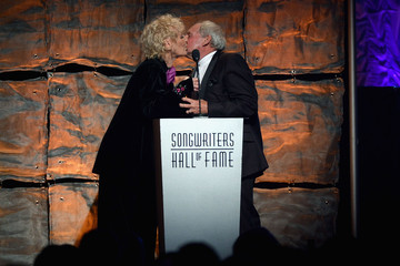 Petula Clark Songwriters Hall of Fame 44th Annual Induction and Awards