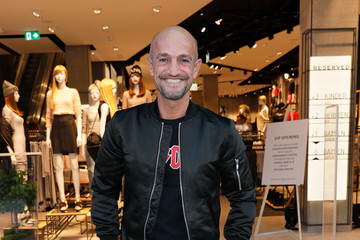 Peyman Amin RESERVED VIP Store Opening in Munich