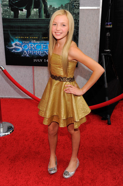 Arrivals In This Peyton List Actress Poses For A