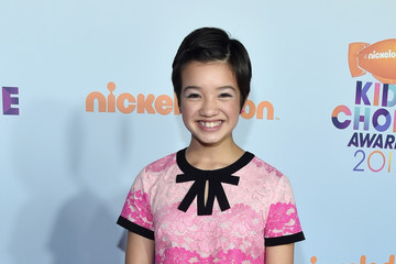 Peyton Elizabeth Lee Nickelodeon's 2017 Kids' Choice Awards - Red Carpet