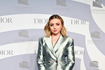 Peyton List 2019 Guggenheim International Gala Pre-Party