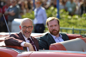 """Peyton Reed Stephen Broussard European Premiere of Marvel Studios """"Ant-Man And The Wasp"""""""