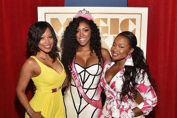 Phaedra Parks Celebrities Attend the 'Magic Mike XXL' Advanced Screening in Atlanta