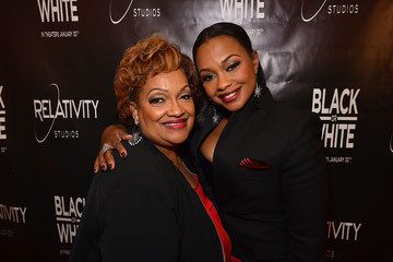 "Phaedra Parks ""Black Or White"" Red Carpet Screening in Atlanta, GA"