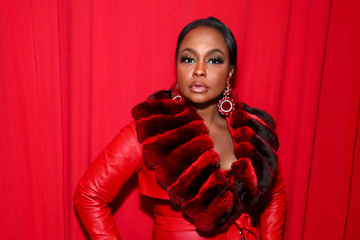 Phaedra Parks The American Heart Association's Go Red For Women Red Dress Collection 2019 - Backstage