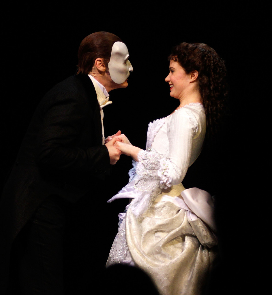 Sarah brightman phantom of the opera 25th anniversary
