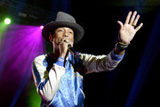 Pharrell Performs in Brisbane