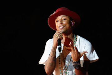 Pharrell Williams Intimissimi On Ice: Opera Pop