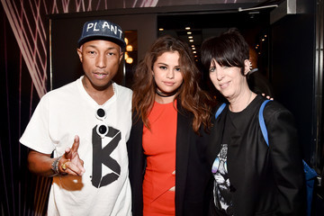 Pharrell Williams iHeartRadio Music Awards - Broadcast Room