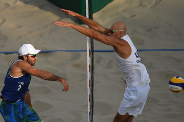 Phil Dalhausser Beach Volleyball - Olympics: Day 10
