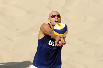 Phil Dalhausser Beach Volleyball - Olympics: Day 4